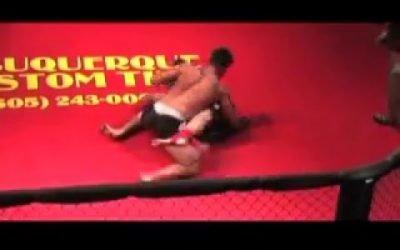 Adam Oakey MMA Fights Vol. 1